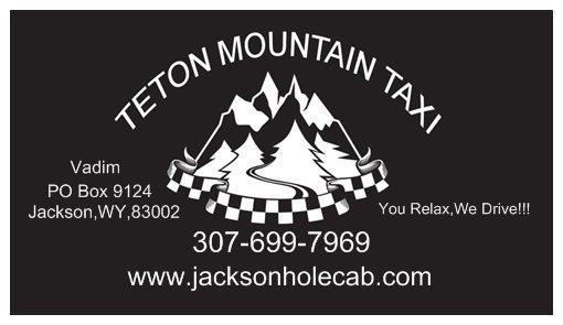 Teton Mountain Taxi LLC