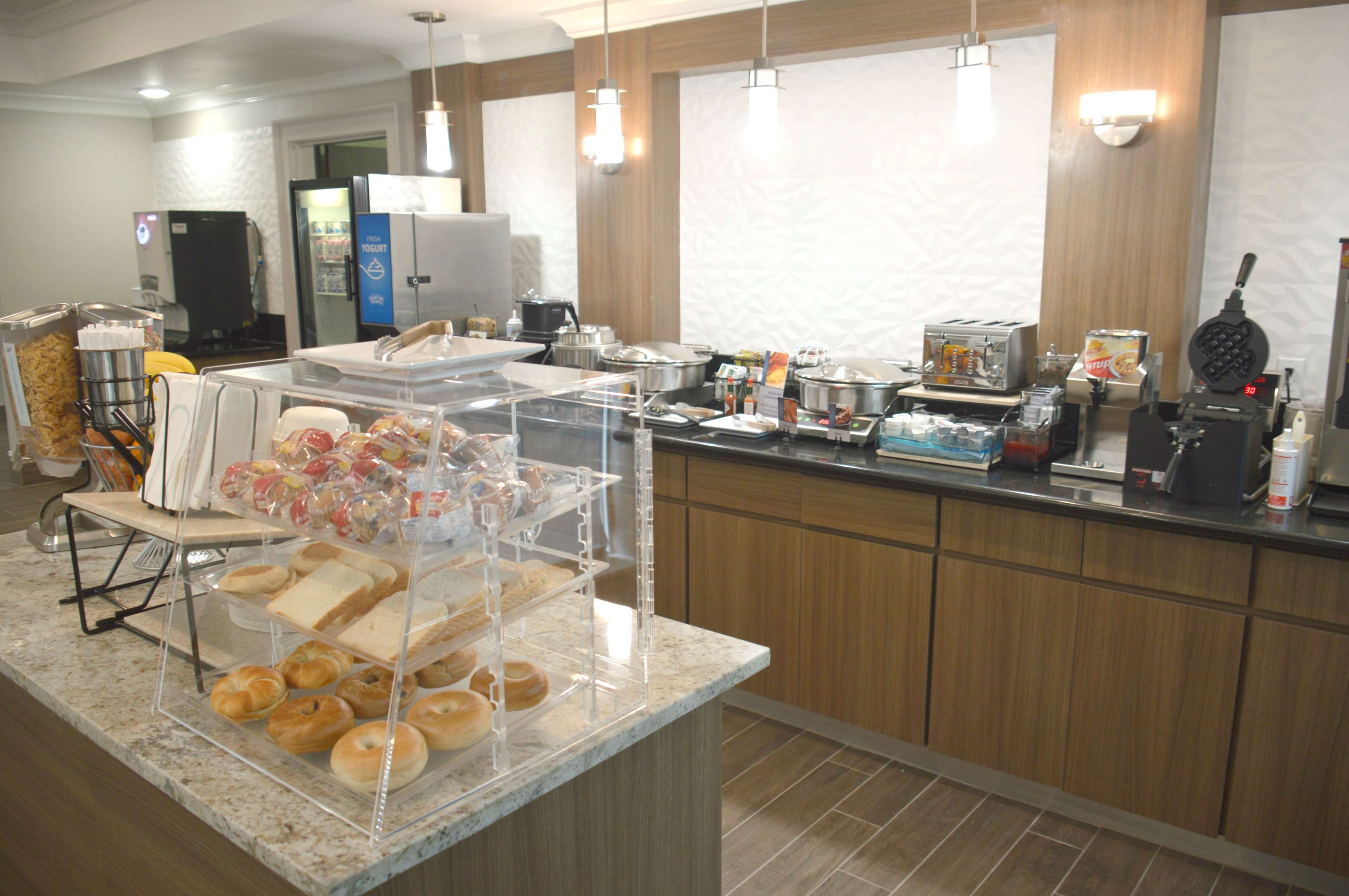 Complimentary Full Hot Breakfast Buffet