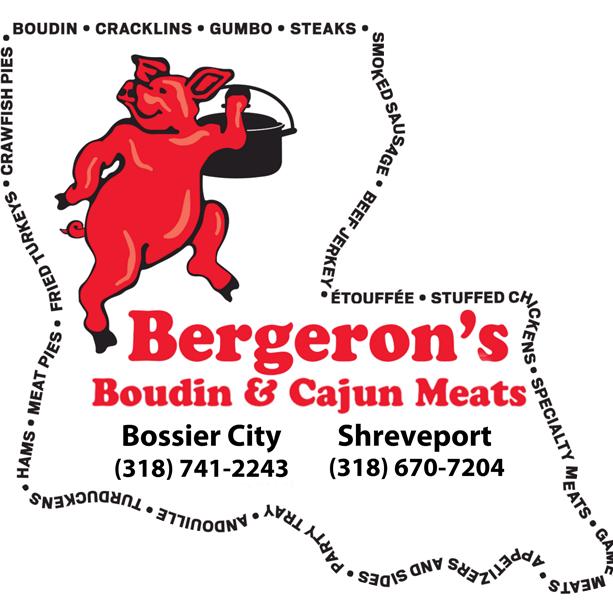 Cajun Food Bossier City