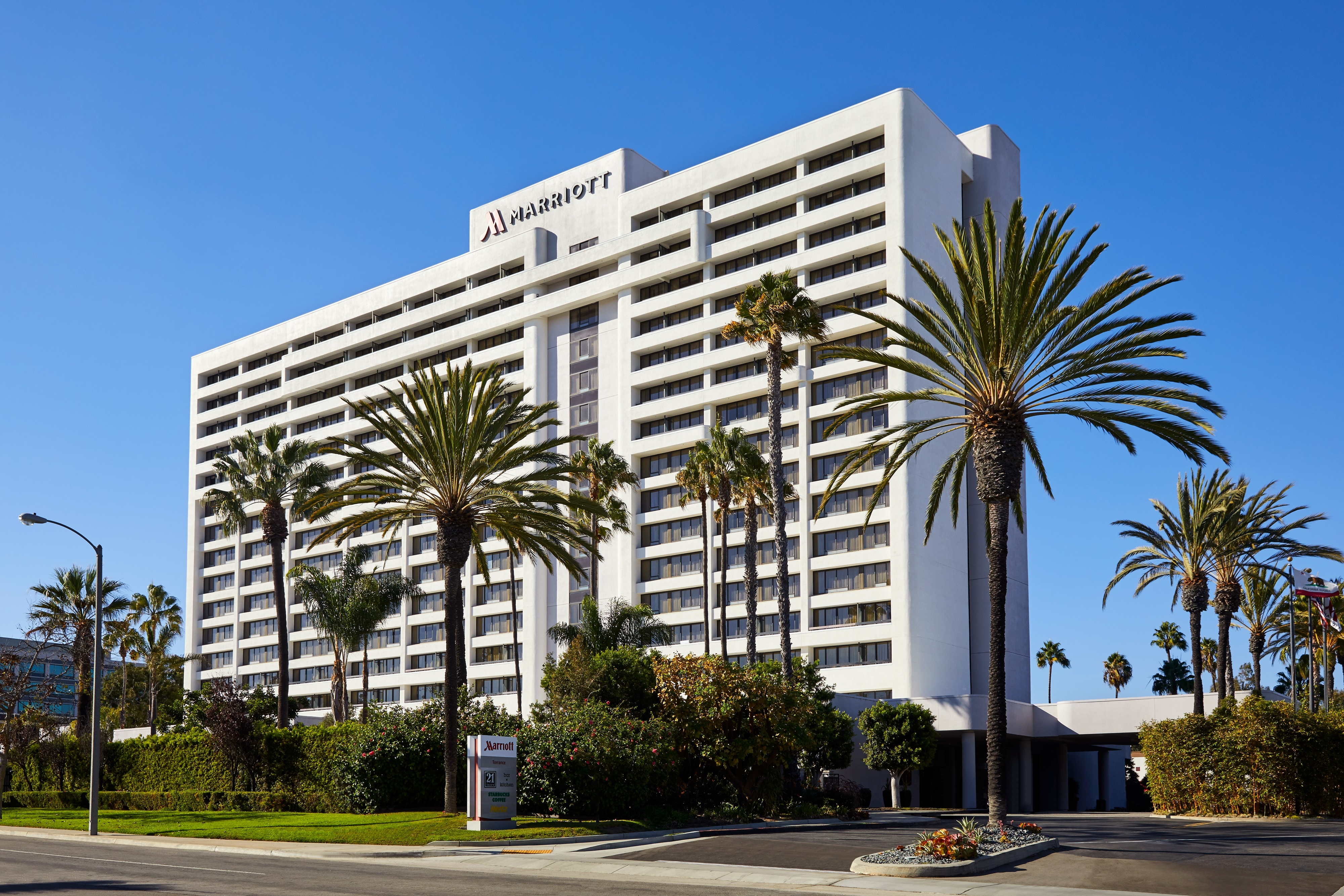 Torrance Marriott Redondo Beach Torrance Ca
