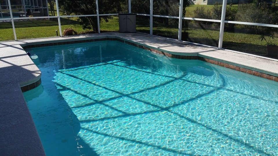 Neal 39 S Pool Cleaning Chemical Service In Ormond Beach