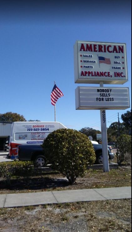 American Appliance Inc Coupons Near Me In Saint
