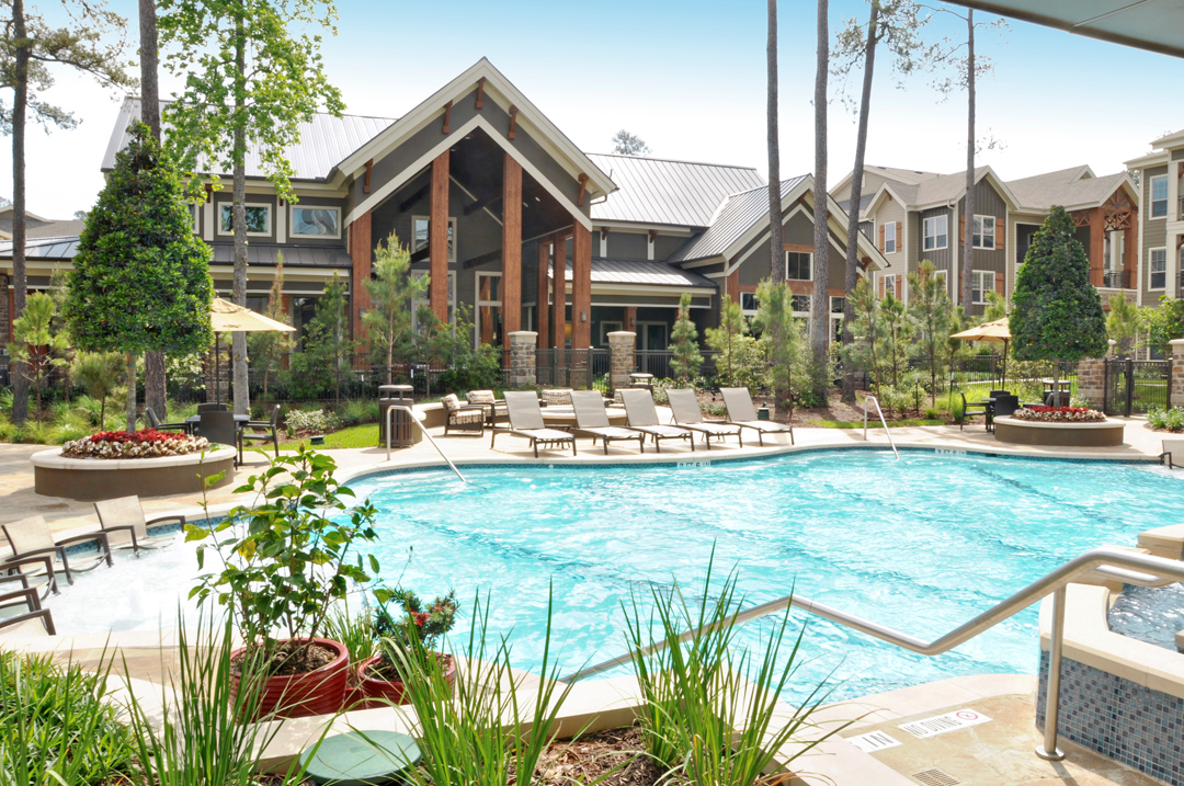 The Woodlands Lodge Apartments in Woodlands, TX in The ...