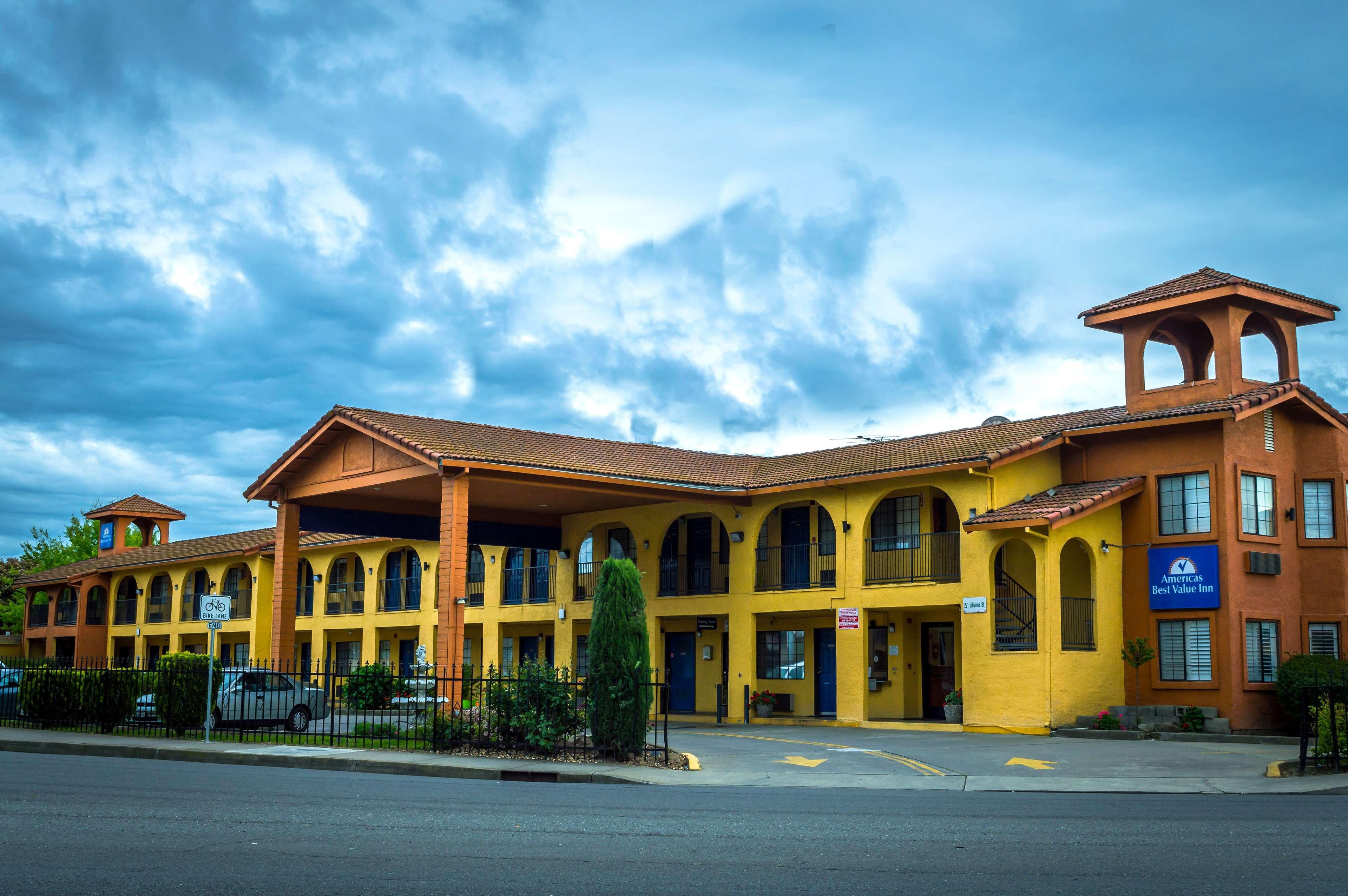 Hotels Close To Sacramento State University