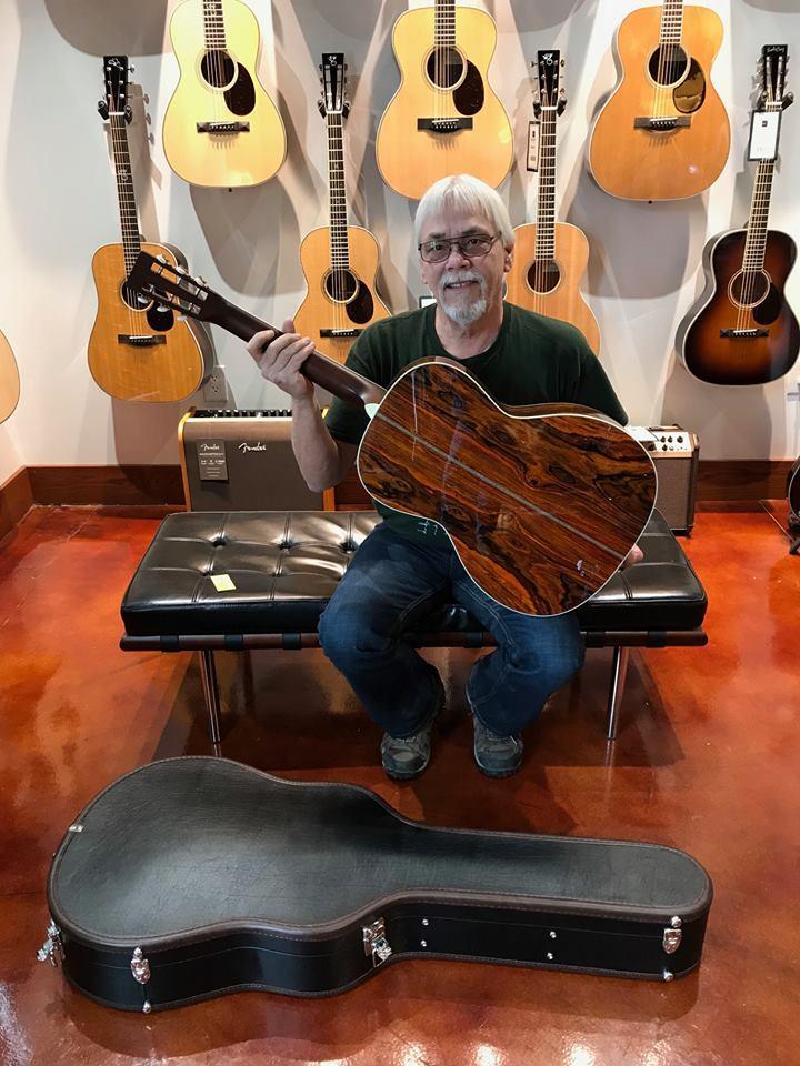 custom shop guitars san antonio texas tx. Black Bedroom Furniture Sets. Home Design Ideas