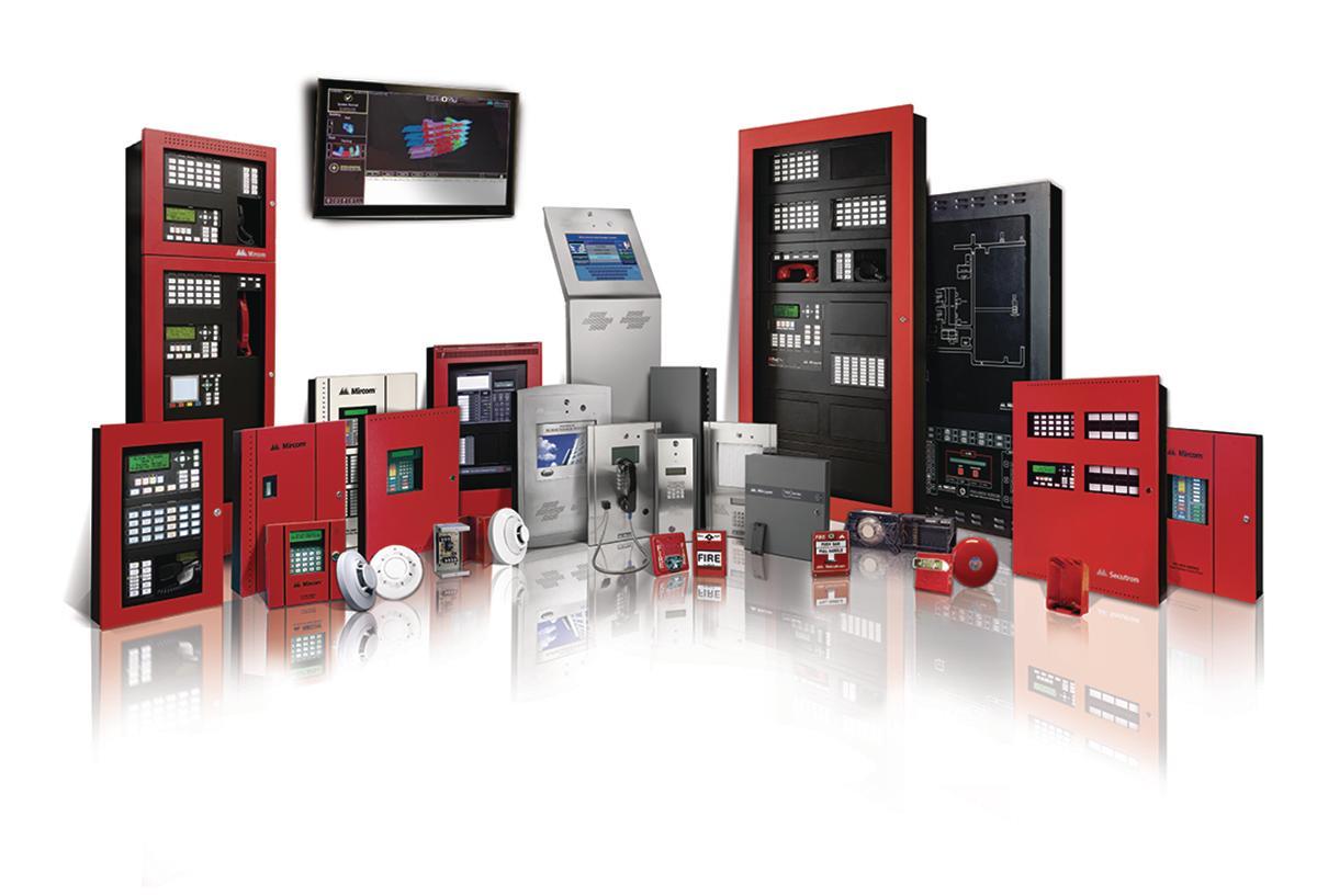 Mircom Technologies has a full range of advanced UL / ULC / FM technologies that list conventional,  Best Security Okanagan Kelowna (250)826-8395