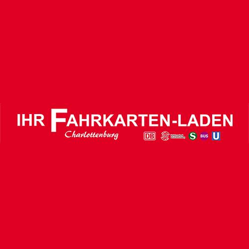 Ihr Fahrkarten Laden Charlottenburg Logo