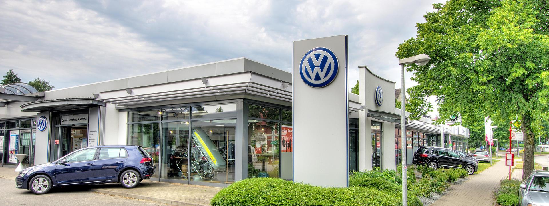 Bild der VW & Audi Verkauf & Service,  Skoda & VW Nutzfahrzeuge Service   Senger Holstein GmbH