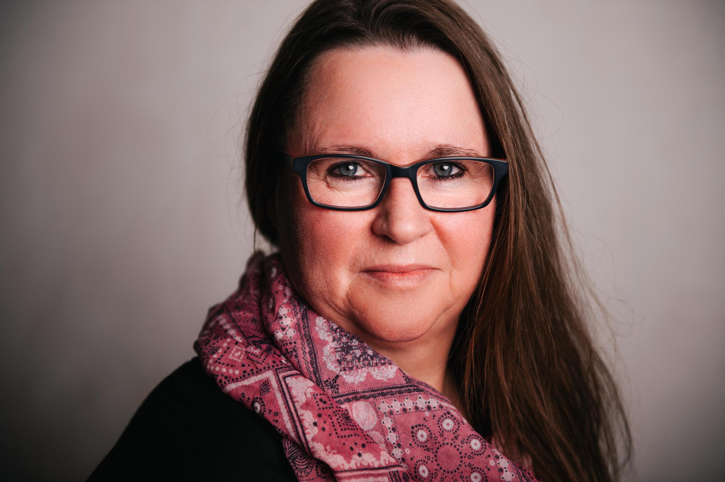 Trauerrednerin Martina Zier-Runge
