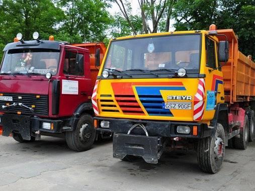 """Daria"" Usługi Transportowe"