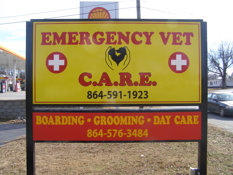 Care Animal Regional Emergency