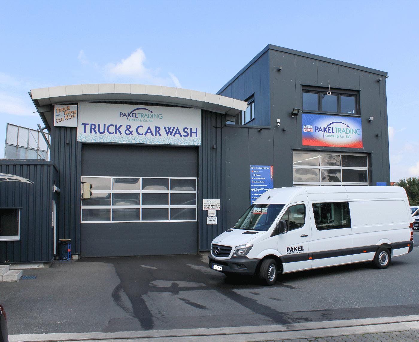 Pakel Gütertransporte GmbH