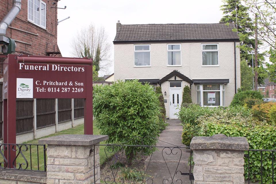 C Pritchard & Son Funeral Directors