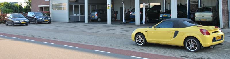 Autobedrijf Holland 't