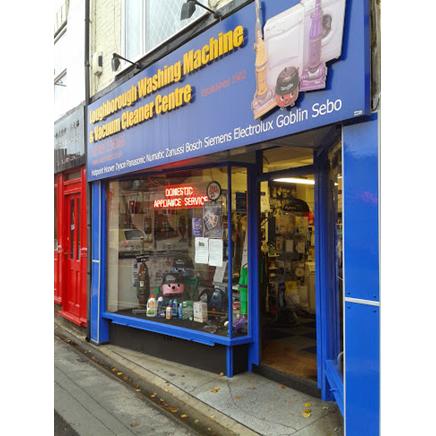 Loughborough Washing Machine & Vacuum Cleaner Centre