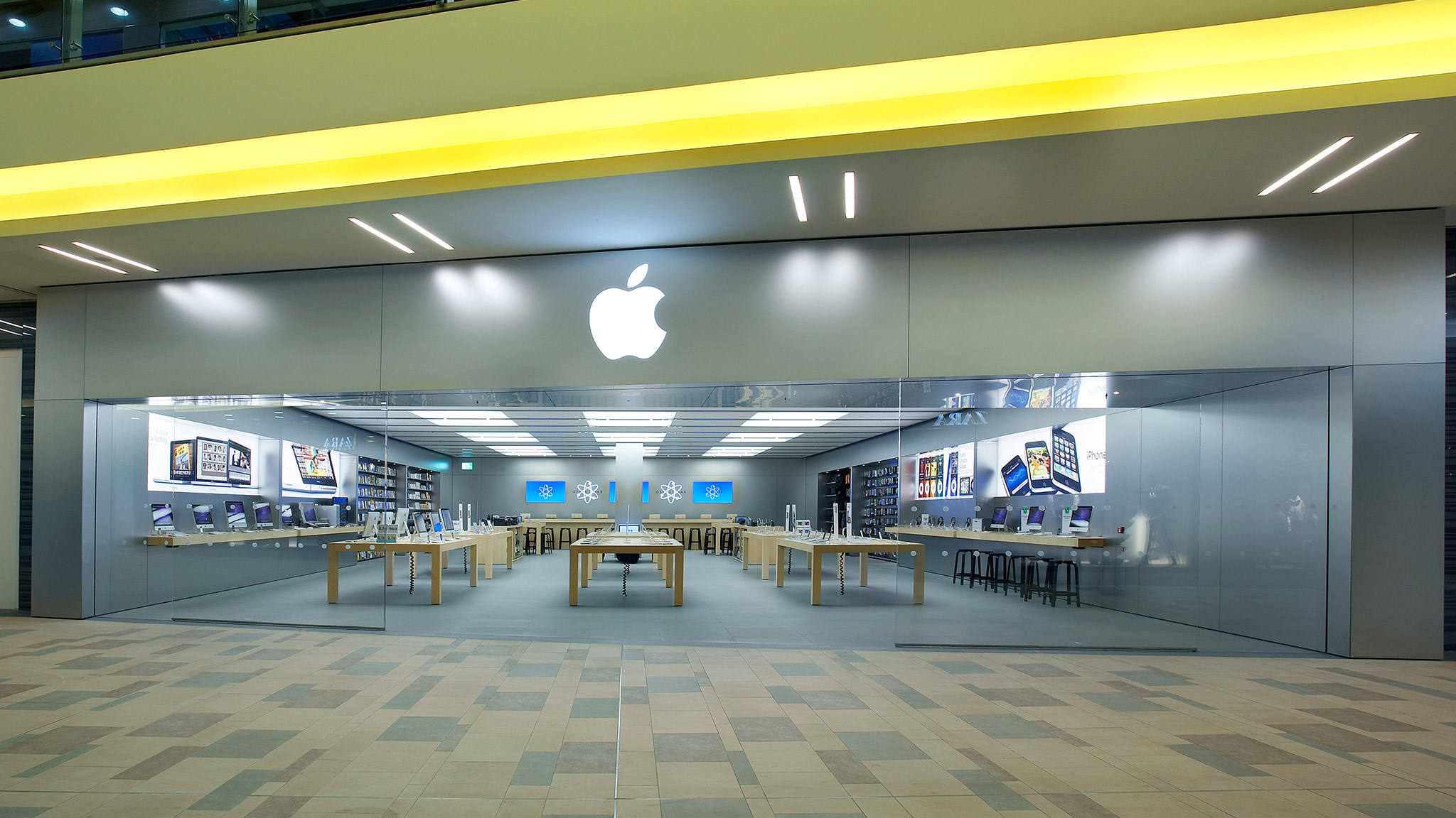 Apple Union Square - Aberdeen, Aberdeenshire AB11 5PN - 01224 287900 | ShowMeLocal.com