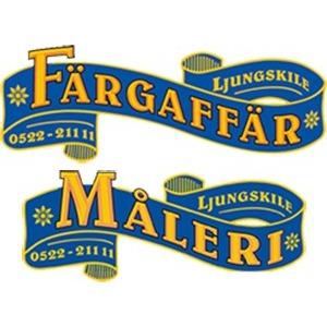Ljungskile Måleri & Färgaffär AB