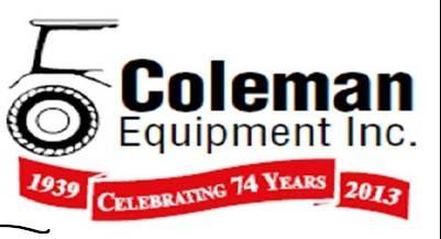 Coleman Equipment Inc