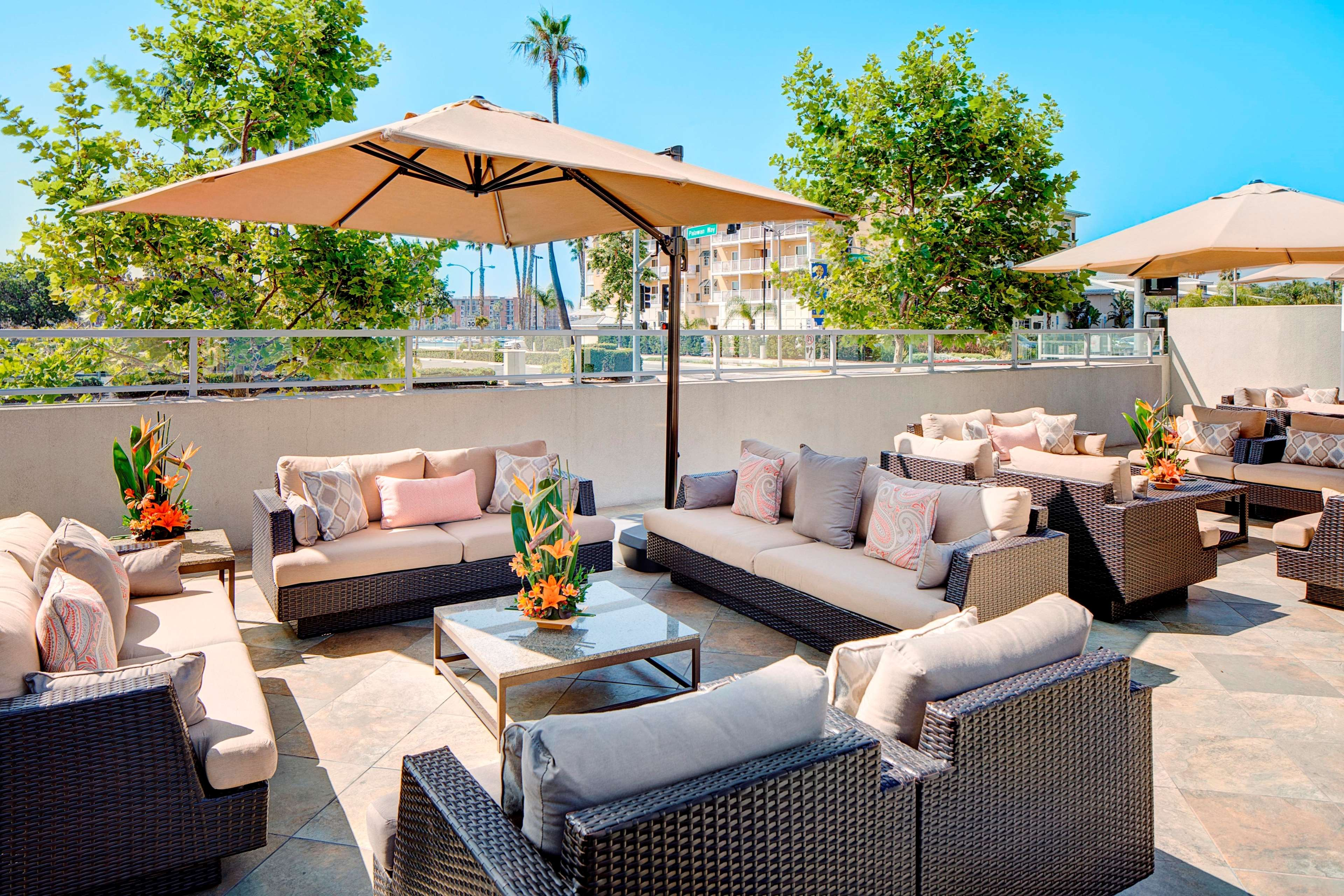 Hilton Garden Inn Los Angeles Marina Del Rey In Marina Del Rey Ca 90292