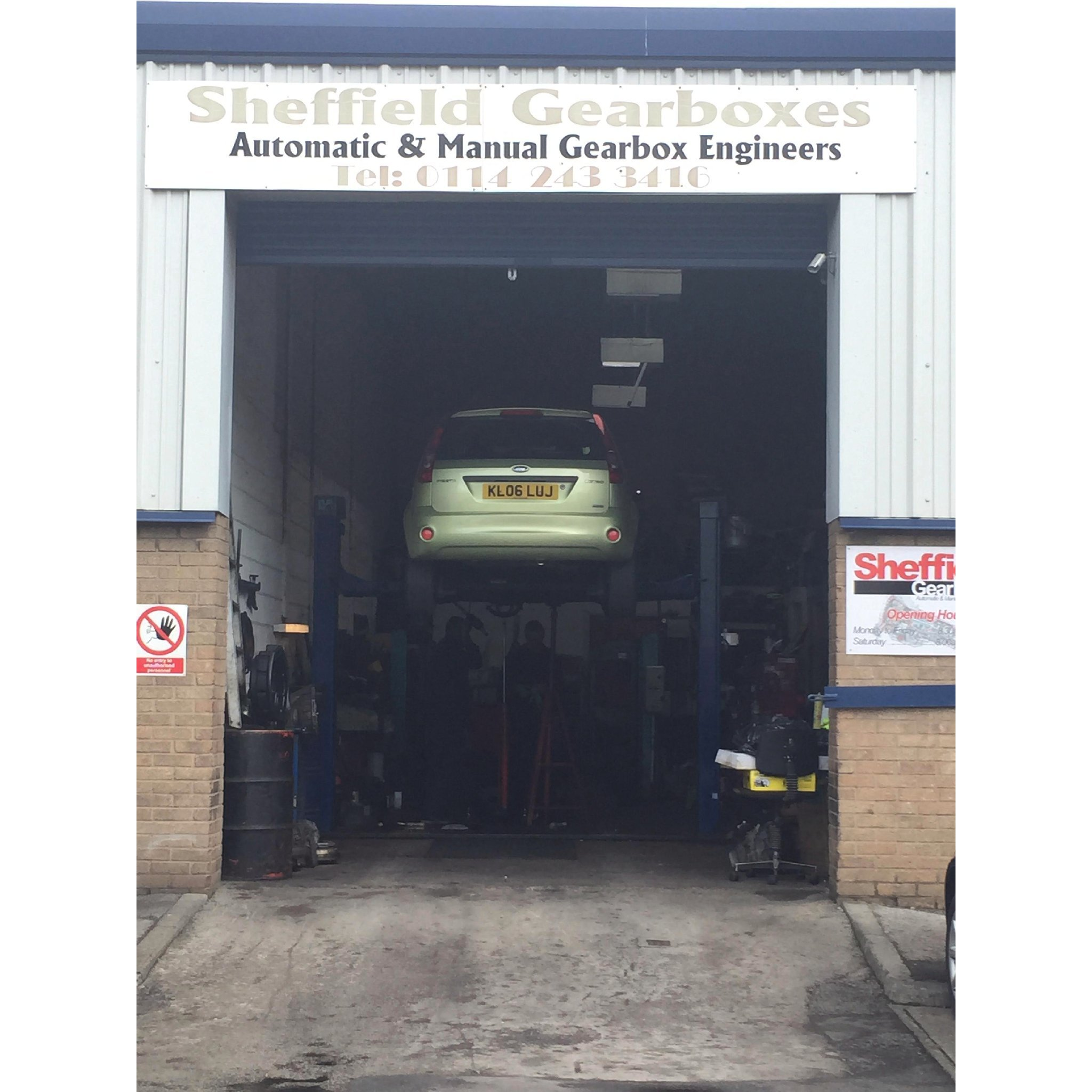Sheffield Gearboxes - Sheffield, South Yorkshire S9 5DX - 01142 433416 | ShowMeLocal.com