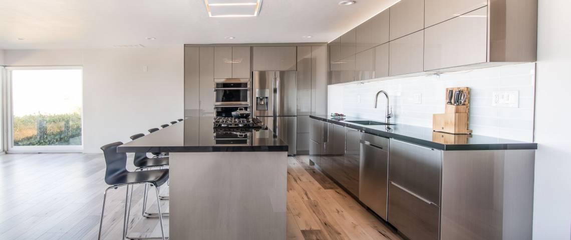 Kitchen remodel in San Leandro