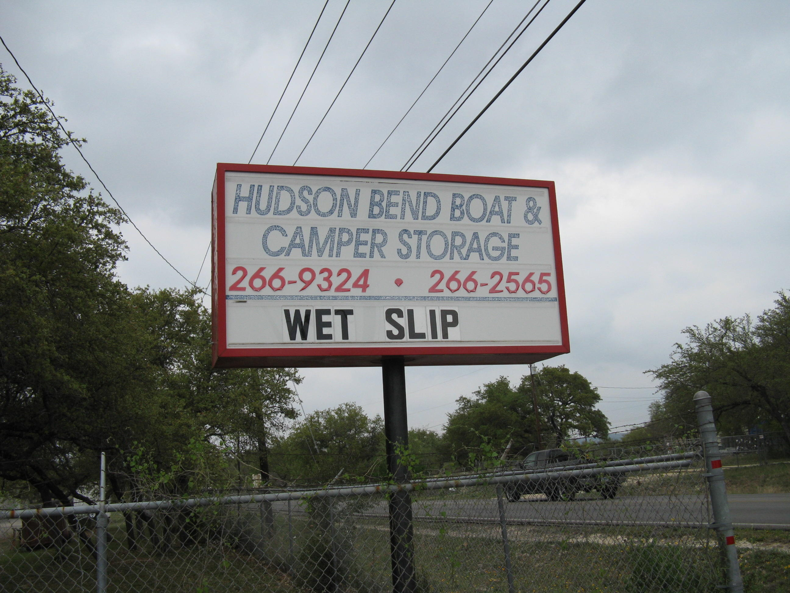 Hudson Bend Boat Amp Campers Storage In Austin Tx 78734