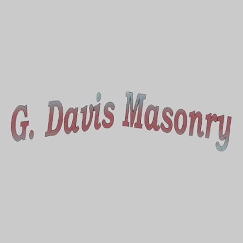 G. Davis Masonry - Pottstown, PA - Concrete, Brick & Stone