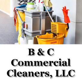 B & C Commercial Cleaners, LLC