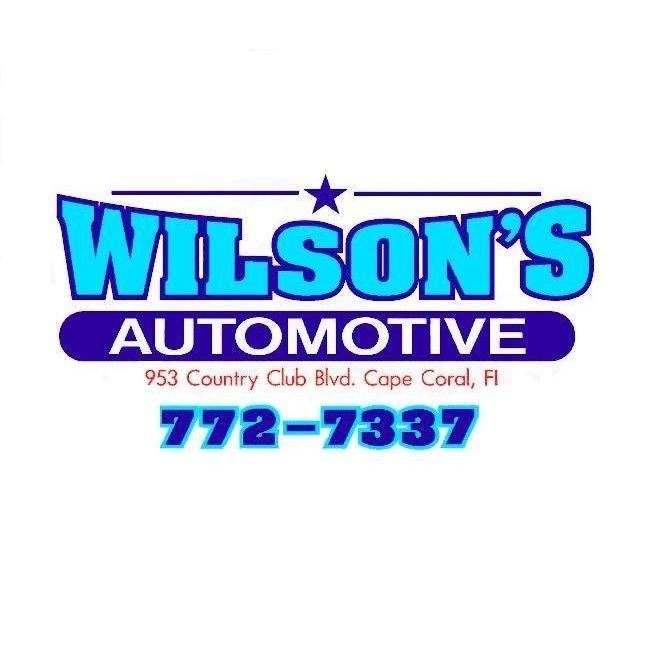 Wilson's Automotive Service Center