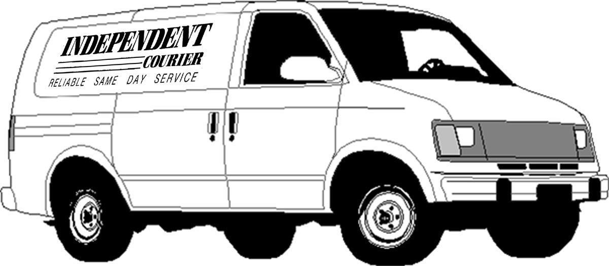 Independent Courier - ad image
