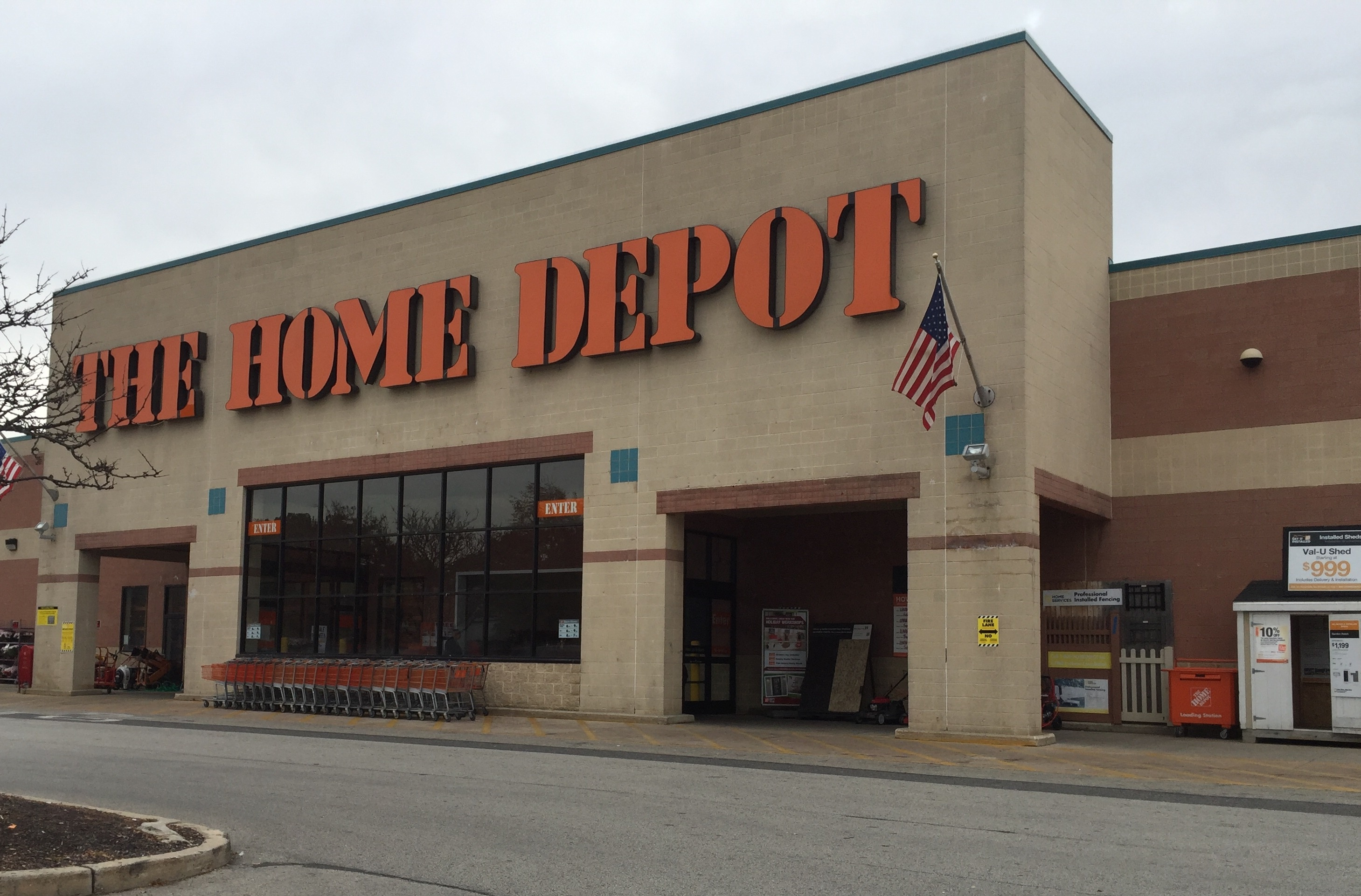 The Home Depot In Primos Secane Pa 19018