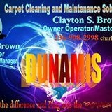 Dunamis Carpet Cleaning and Maintenance Solutions Plus+