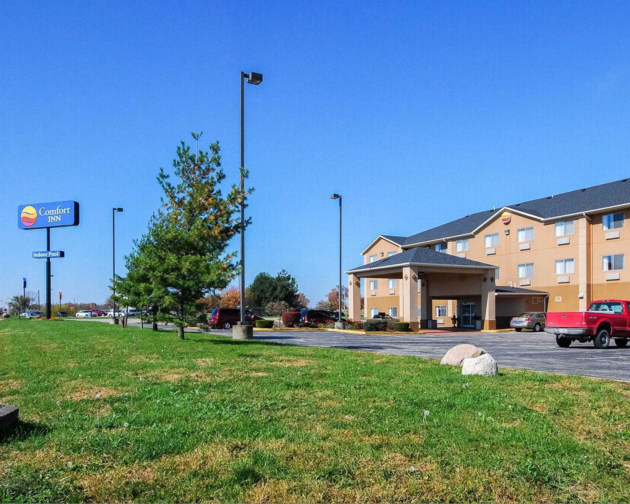 Hotels Greenfield Indiana Area