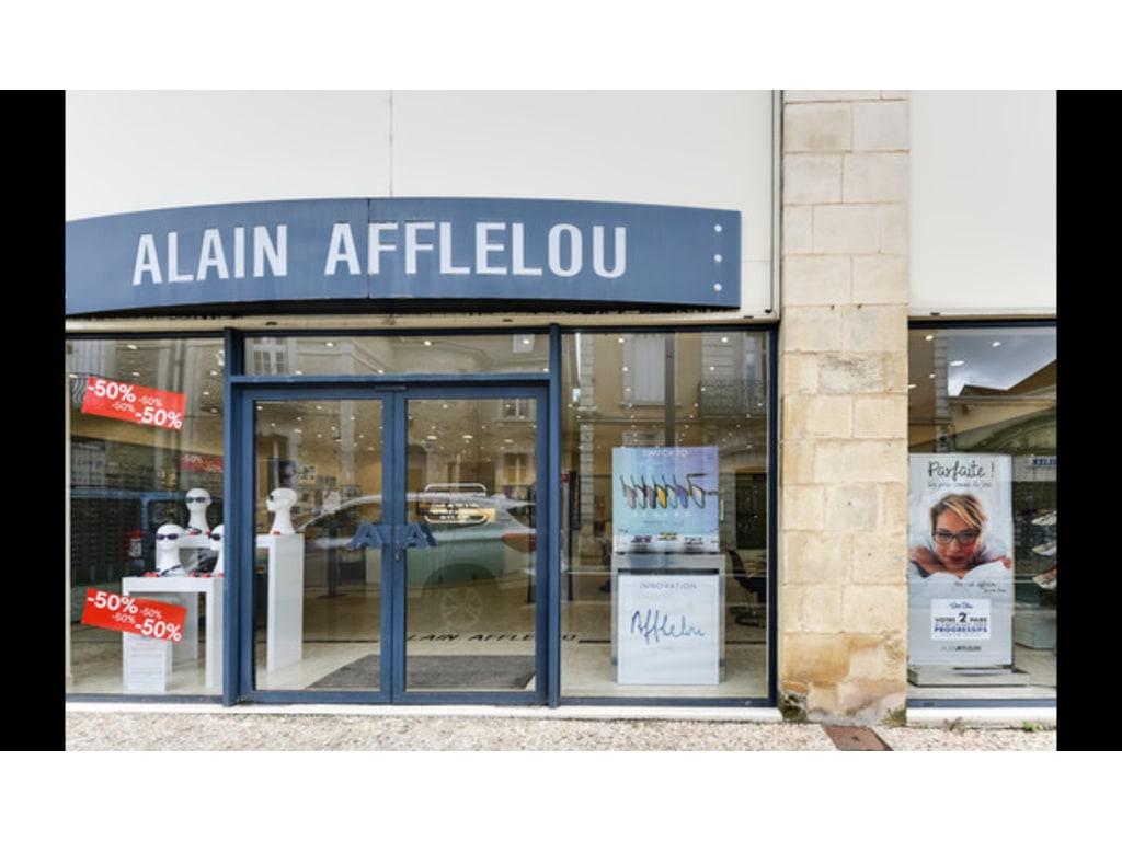 Opticien Alain Afflelou