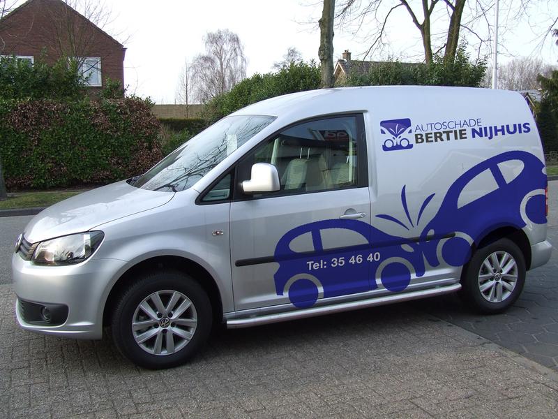 Autoschade Bertie Nijhuis Denekamp