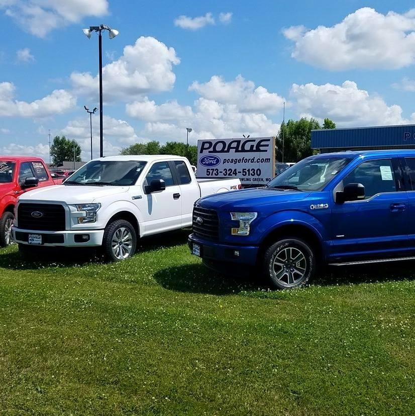 Poage Ford In Bowling Green Mo 63334 Chamberofcommerce Com