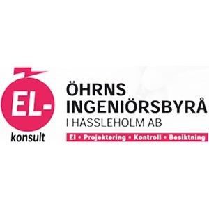 Öhrns Ingeniörsbyrå i Hässleholm AB