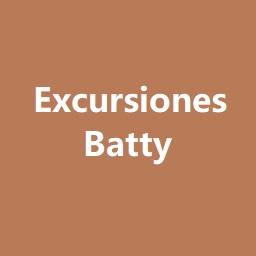 EXCURSIONES BATTY