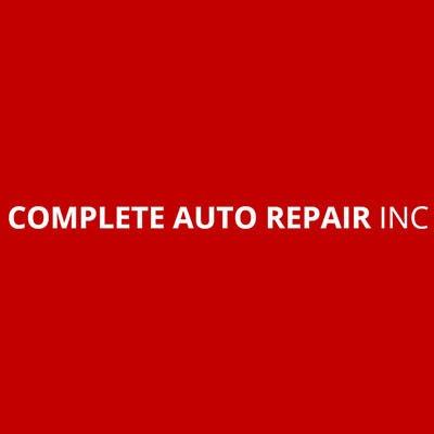 Complete Auto Repair Inc Logo
