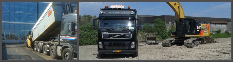 W J van Schaik Transport