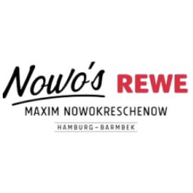 Bild zu Rewe Nowos in Hamburg in Hamburg
