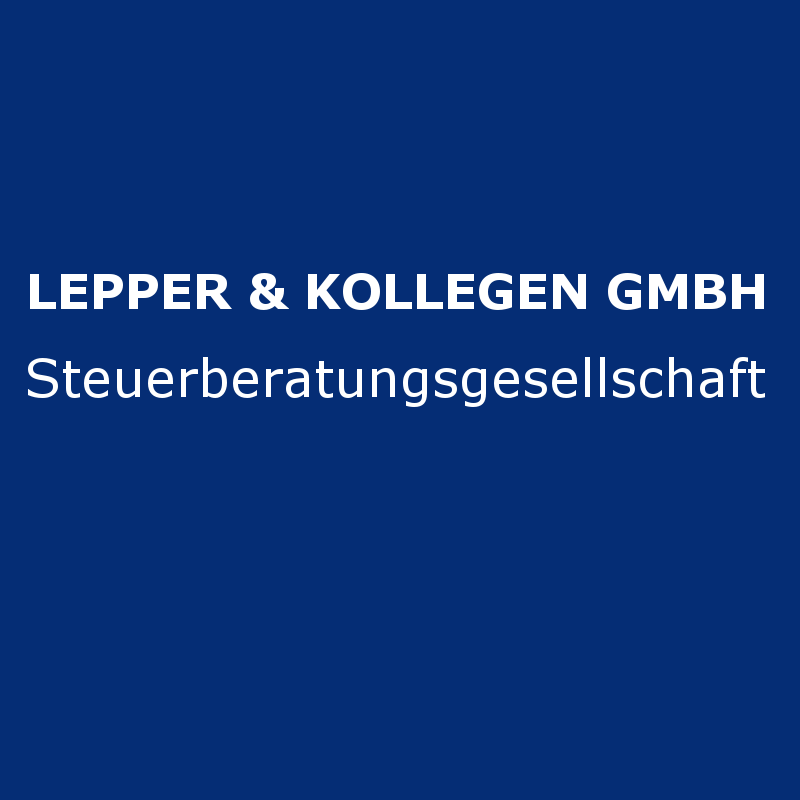 Lepper & Kollegen GmbH Steuerberatungsgesellschaft