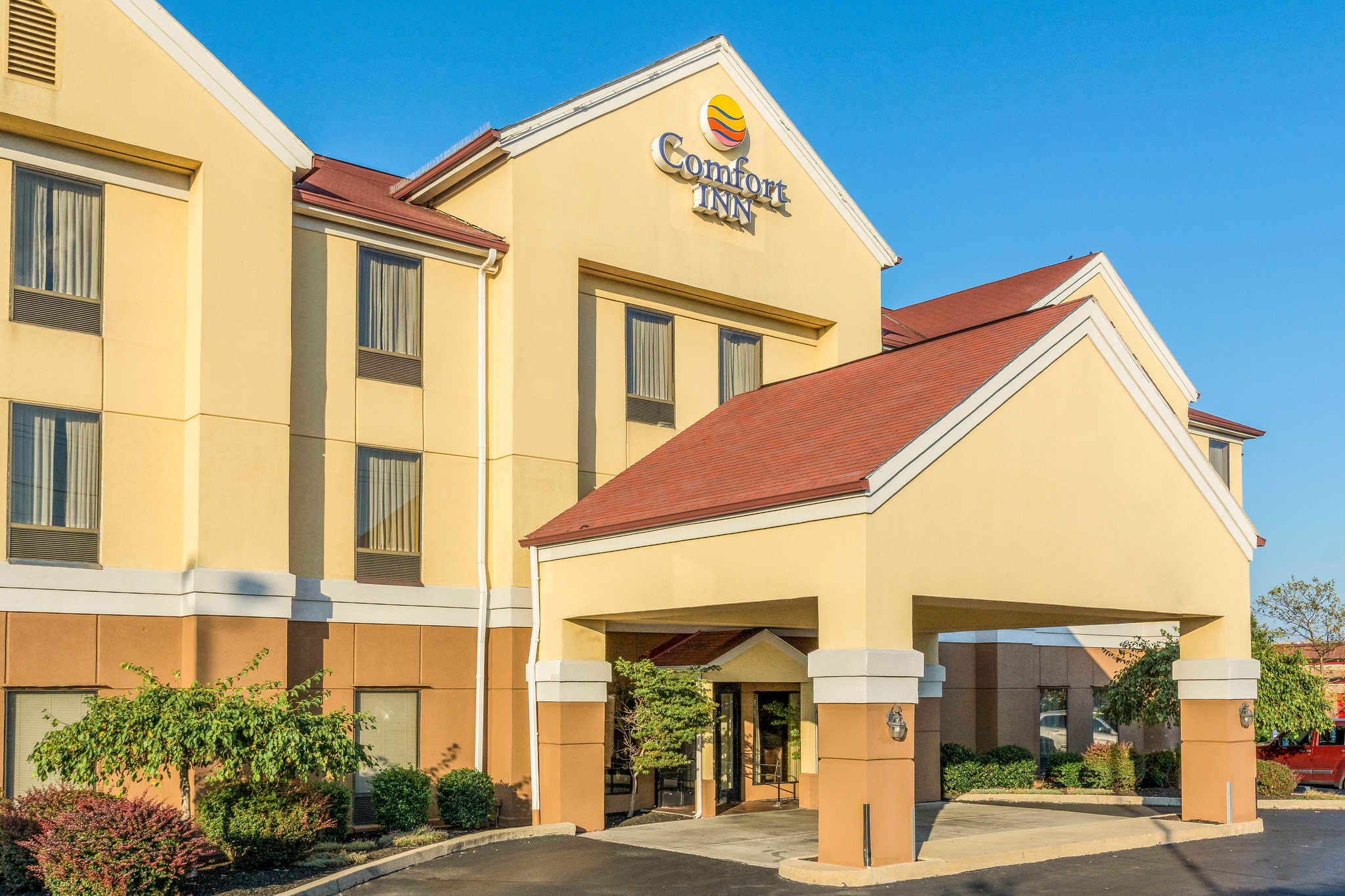 comfort inn airport turfway road florence kentucky ky. Black Bedroom Furniture Sets. Home Design Ideas