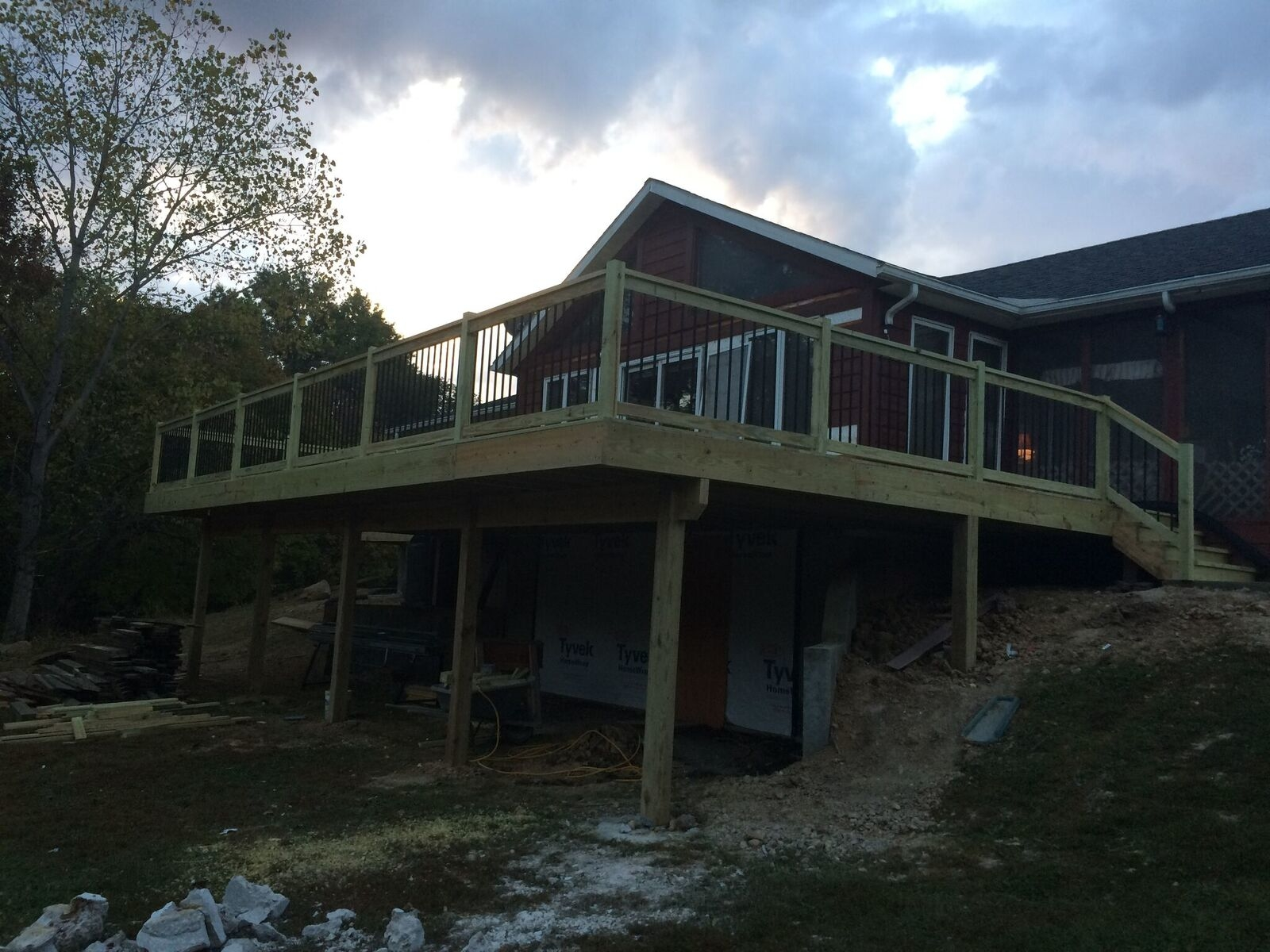 Sherwood Construction In Quincy Il 62301