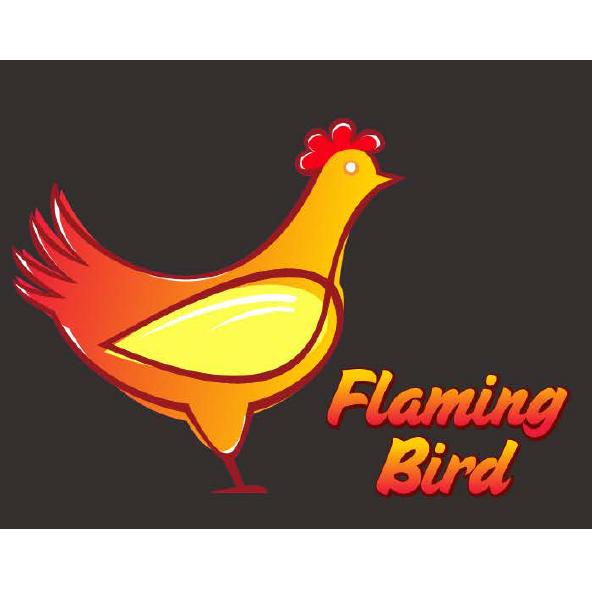 Flaming Bird By H-E-B