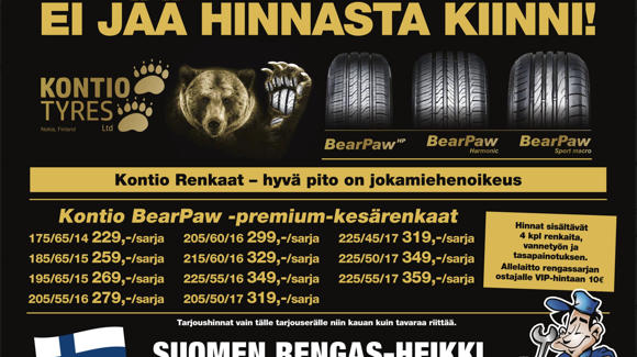 Suomen Rengas-Heikki Oy
