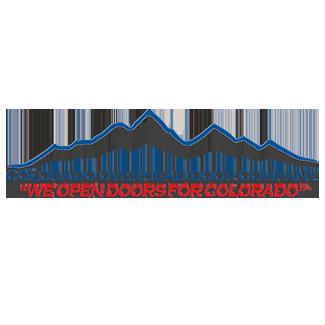 Colorado overhead door company denver colorado co for Local door companies