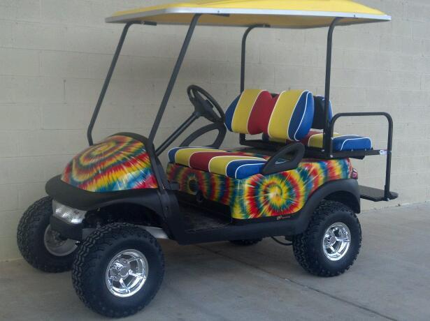 Fat Boys Golf Carts - ad image