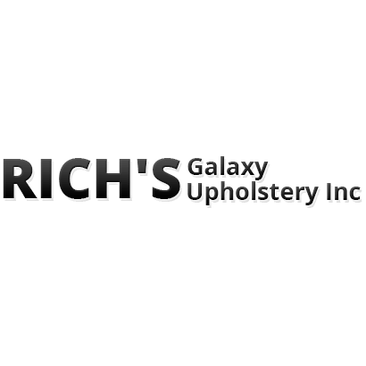Rich's Galaxy Upholstery