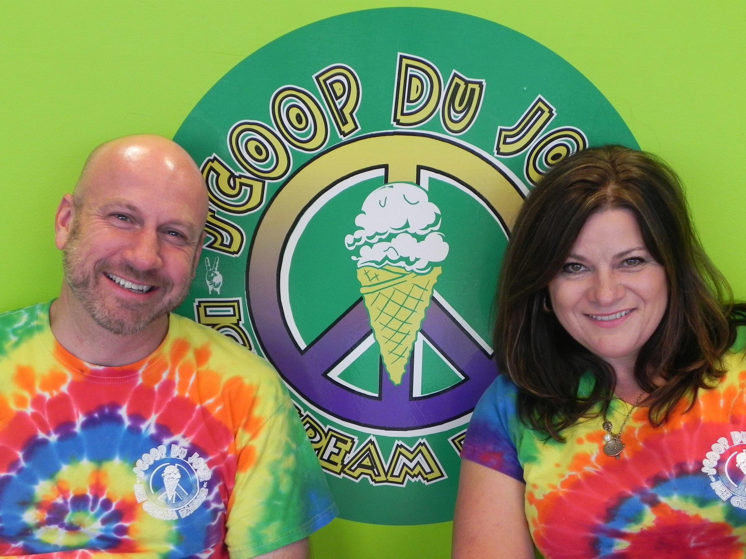 Scoop Du Jour - Ice Cream Parlor